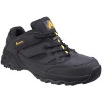 kengät Turvakenkä Amblers  Black