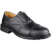 kengät Miehet Derby-kengät Amblers  Black