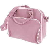 laukut Lapset Koululaukut Bagbase BG145 Classic Pink/Light Grey