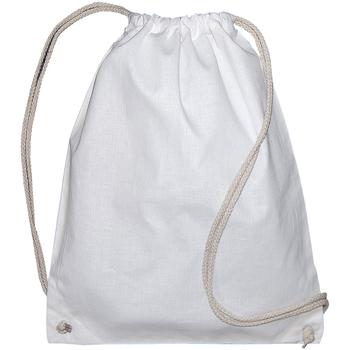 laukut Lapset Urheilulaukut Bags By Jassz 60257 White