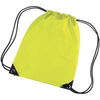 laukut Lapset Urheilulaukut Bagbase BG10 Fluoresent Yellow