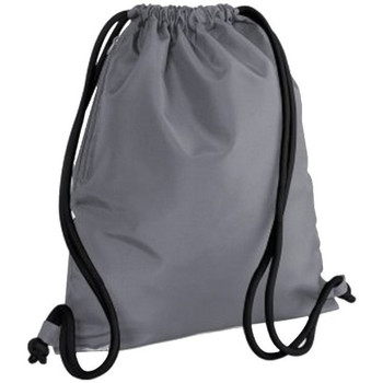laukut Lapset Urheilulaukut Bagbase BG110 Graphite Grey/Black
