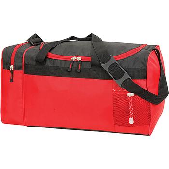 laukut Urheilulaukut Shugon SH2450 Red/Black