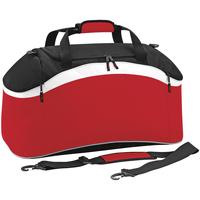 laukut Urheilulaukut Bagbase BG572 Classic Red/ Black/ White