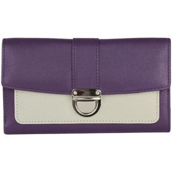 laukut Naiset Lompakot Eastern Counties Leather  Purple