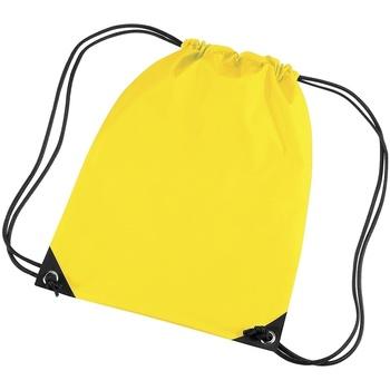 laukut Lapset Urheilulaukut Bagbase BG10 Yellow