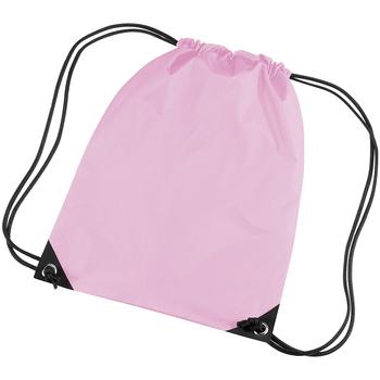 laukut Lapset Urheilulaukut Bagbase BG10 Classic Pink