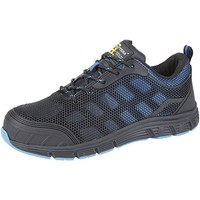 kengät Miehet Turvakenkä Grafters  Black/Blue