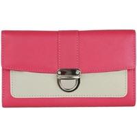 laukut Naiset Lompakot Eastern Counties Leather  Pink