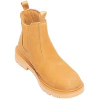 kengät Miehet Turvakenkä Grafters  Honey Nubuck