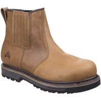 kengät Naiset Saappaat Amblers  Tan