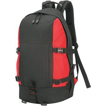 laukut Reput Shugon SH1788 Black/Red