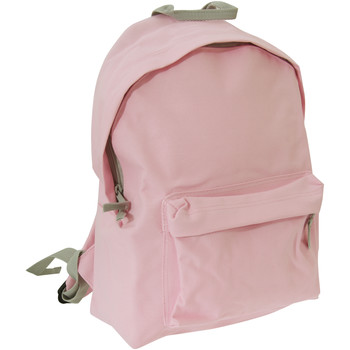 laukut Reput Bagbase BG125J Classic Pink/Light Grey
