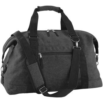 laukut Matkakassit Bagbase BG650 Vintage Black