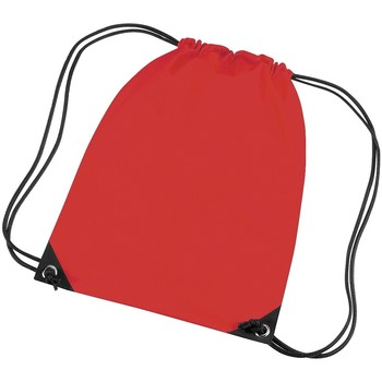 laukut Lapset Urheilulaukut Bagbase BG10 Bright Red