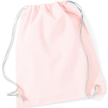 laukut Lapset Urheilulaukut Westford Mill W110 Pastel Pink/White