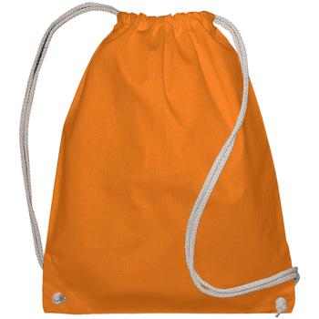 laukut Lapset Urheilulaukut Bags By Jassz 60257 Tangerine