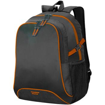 laukut Reput Shugon SH7677 Black/Orange