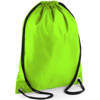 laukut Lapset Urheilulaukut Bagbase BG5 Lime