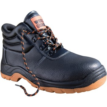 kengät Miehet Turvakenkä Result R340X Black/Orange