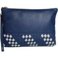 laukut Naiset Pikkulaukut Eastern Counties Leather  Blue/Stone