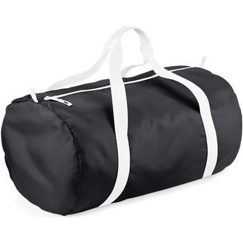 laukut Matkakassit Bagbase BG150 Black / White