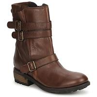 kengät Naiset Bootsit Liebeskind ROMUALD Brown