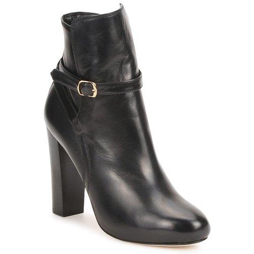 kengät Naiset Nilkkurit Paul & Joe PANACHE Black