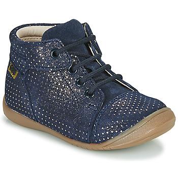 kengät Tytöt Bootsit GBB OLSA Sininen