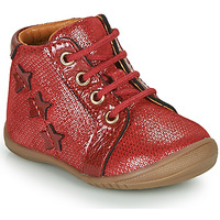 kengät Tytöt Bootsit GBB DAVIA Red