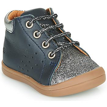 kengät Tytöt Bootsit GBB NAHIA Blue