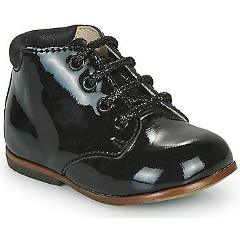 kengät Tytöt Bootsit GBB TACOMA Musta