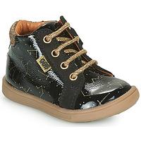 kengät Tytöt Bootsit GBB FAMIA Black