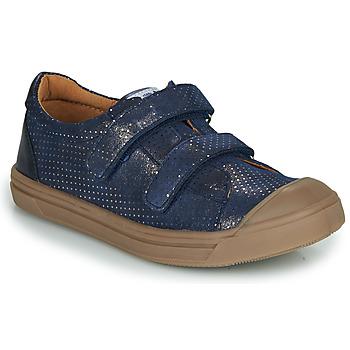 kengät Tytöt Matalavartiset tennarit GBB NOELLA Blue
