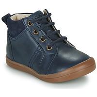 kengät Pojat Bootsit GBB NILS Sininen