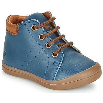 kengät Pojat Bootsit GBB TIDO Blue