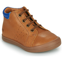 kengät Pojat Bootsit GBB TIDO Ruskea