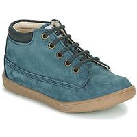 kengät Pojat Bootsit GBB NORMAN Sininen
