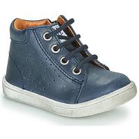 kengät Pojat Bootsit GBB FOLLIO Sininen