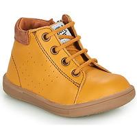 kengät Pojat Bootsit GBB FOLLIO Keltainen