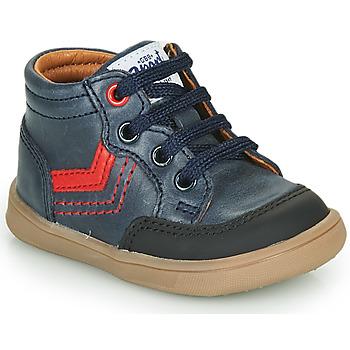 kengät Pojat Korkeavartiset tennarit GBB VIGO Blue