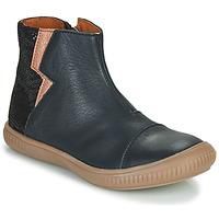 kengät Tytöt Bootsit GBB SAVERIA Laivastonsininen