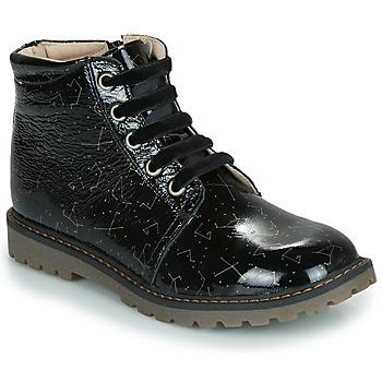 kengät Tytöt Bootsit GBB NAREA Black