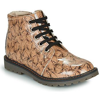 kengät Tytöt Bootsit GBB NAREA Pink