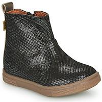 kengät Tytöt Bootsit GBB ERNA Black
