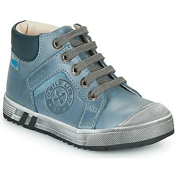 kengät Pojat Korkeavartiset tennarit GBB OLANGO Blue