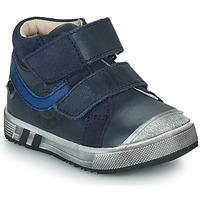 kengät Pojat Korkeavartiset tennarit GBB OMALLO Sininen