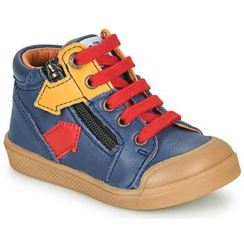 kengät Pojat Korkeavartiset tennarit GBB IONNIS Blue