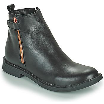 kengät Tytöt Bootsit GBB XIANA Musta