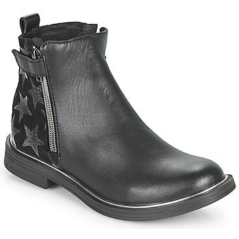 kengät Tytöt Bootsit GBB XIANA Black